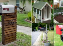 Letterboxes to Spruce Up Your Yard