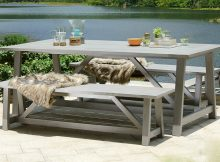picnic table and bench set manufacturer in the UK